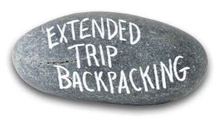 extended backpacking trips